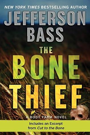 book cover of The Bone Thief