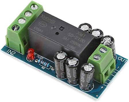 12V 150W 12A Backup Battery Switching Module high Power Board Automatic Switching Battery Power XH-M350