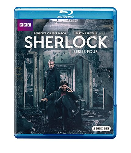 Sherlock: Series Four [Blu-ray]