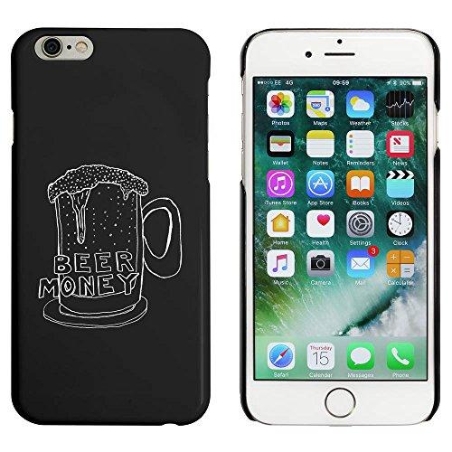 Noir 'Beer Money' étui / housse pour iPhone 6 & 6s (MC00046277)
