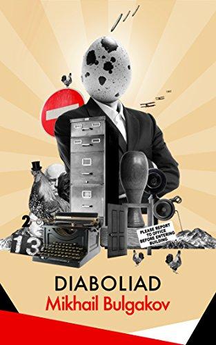 book cover of Diaboliad