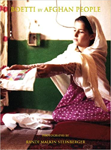 Boetti By Afghan People: Peshawar, Pakistan 1990 - Photographs by