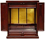 Japanese Buddhist Altar Butsudan CHB2-N470DBR