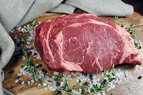 Boneless Beef (Anderson Reserve Grass Fed Angus Beef Boneless Ribeye Steaks