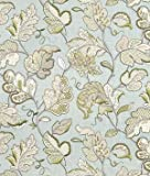 P. Kaufmann Leaf Sampler/Cir Cloud Fabric - by the for sale  Delivered anywhere in USA