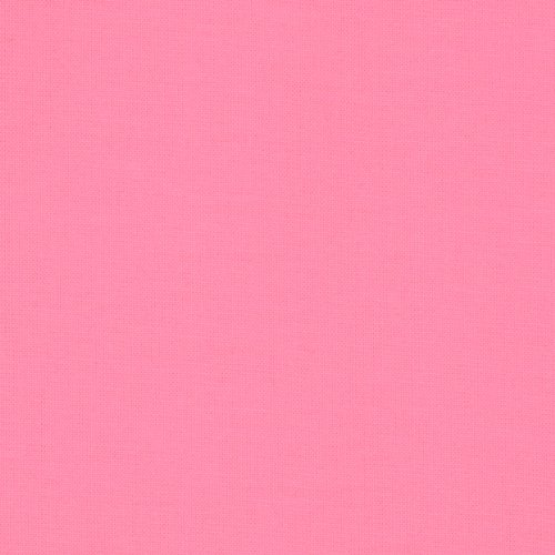 Lead Cotton Candy (Robert Kaufman Kona Cotton Candy Pink Fabric By The Yard)