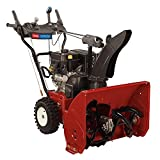 Gas Snow Blower 2-Stage with Powermax Anti-Clogging System and Hardened Gearbox Gears,
