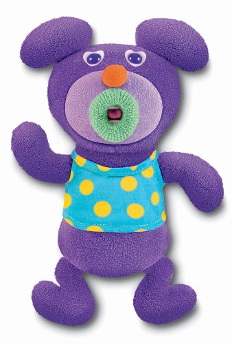 Mattel The Sing A Ma Jigs Dark Purple