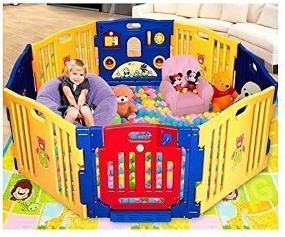 ✅ ** TOP VENTAS ** El Parque con centro de actividades interactivo Star Ibaby Play Twin permite que
