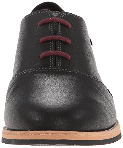 41hl%2BgO0rLL Ahnu Women's Emery Oxford,Black,8.5 M US