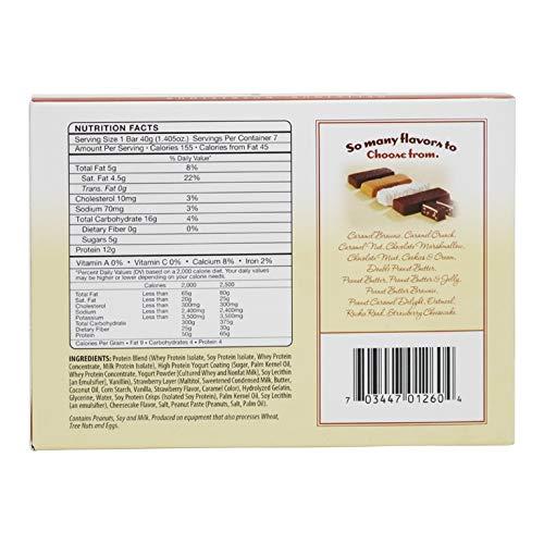 BariatricPal High Protein Bars - Strawberry Cheesecake