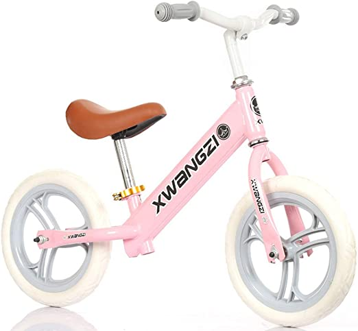 Bicicleta sin pedales Bici Equilibrio para Bicicleta de 3 años ...