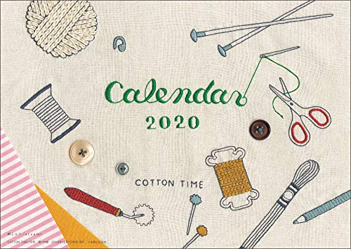 COTTON TIME 2020年1月号 画像 C