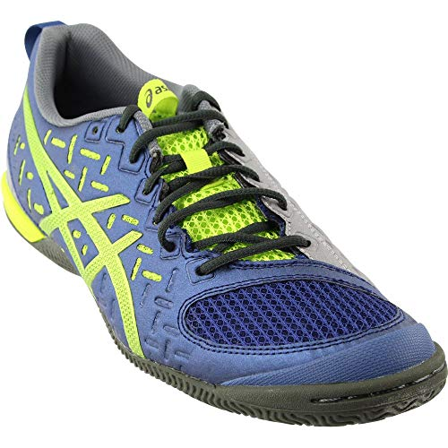 ius TR 2 Training Shoe, Indigo Blue/Lime/Taupe, 12 M US ()