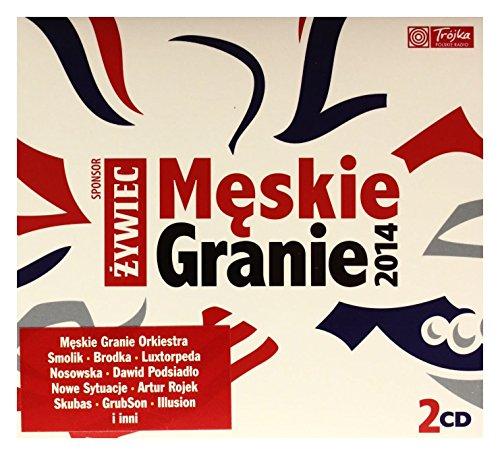 Price comparison product image Artur Rojek / Brodka / Organek: Mskie Granie 2014 (digipack) [2CD]