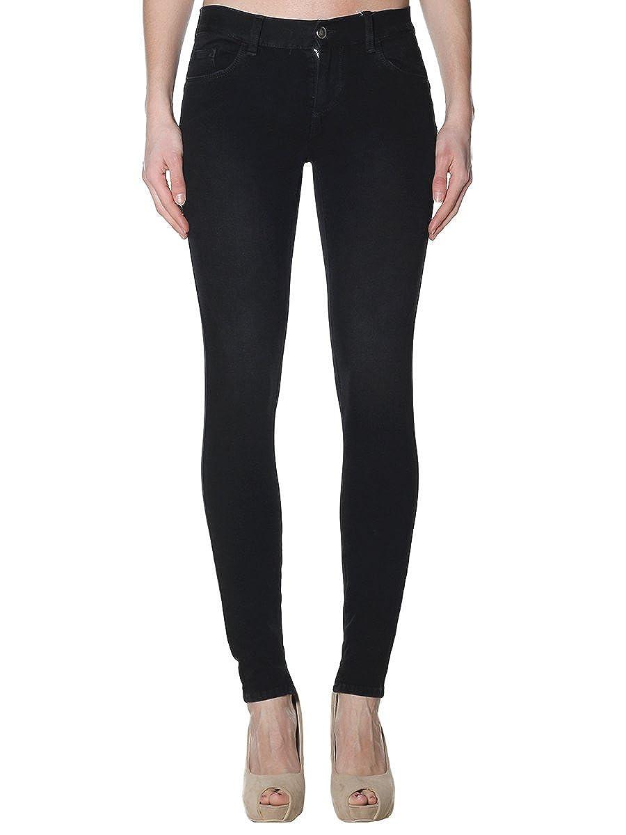 Jeans Liu Jo Donna Bottom Up 87174 (den.black), 27 MainApps Liu Jo Jeans UXX032D4199