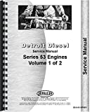 HOUGH H-90C Engine Only Service Manual