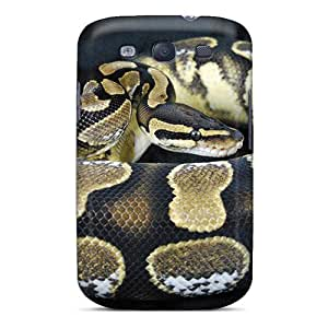 Galaxy S3 Cover Case - Eco-friendly Packaging(bullsnake Gopher)