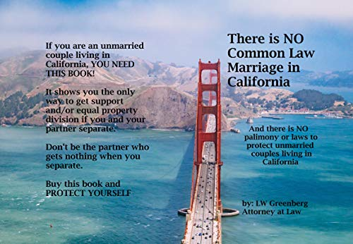 california common in law marriage