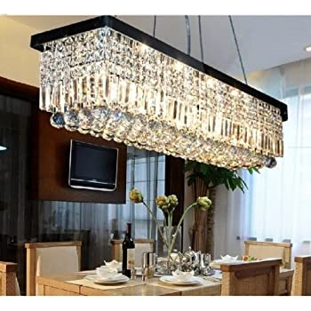 Crystop Clear K9 Crystal Chandelier Dining Room Light