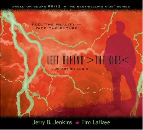 Left Behind: The Kids (Live-Action Audio, Collection 3, Vols. 9-12) by Brand: Tyndale House Publishers