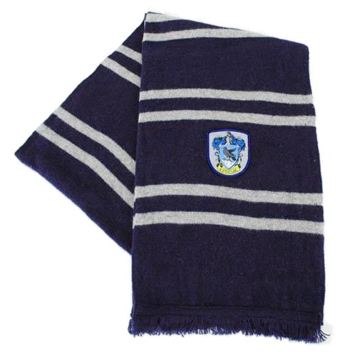 elope Harry Potter Officially Licensed Lamb's Wool Hogwarts House Scarf - Ravenclaw