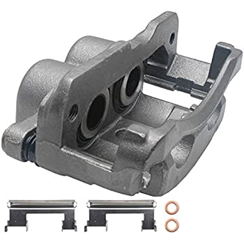 ACDelco 18FR1378 Professional Disc Brake Caliper Assembly without Pads (Friction Ready Non-Coated), Remanufactured