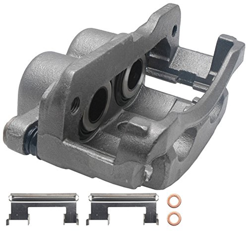 Assembly Caliper (ACDelco 18FR1378 Professional Disc Brake Caliper Assembly without Pads (Friction Ready Non-Coated), Remanufactured)