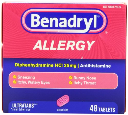 benadryl-allergy-relief-ultratab-tablets-diphenhydramine-hcl-25mg-48-count-pack-of-3-total-144-table