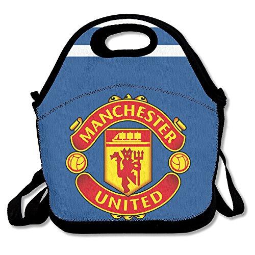 kannjiang-manchester-united-fc-logo-lunch-bag-picnic-bag-black