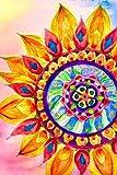 #bulletjournal: mandala flower (6 month #bulletjournal) (Volume 3)