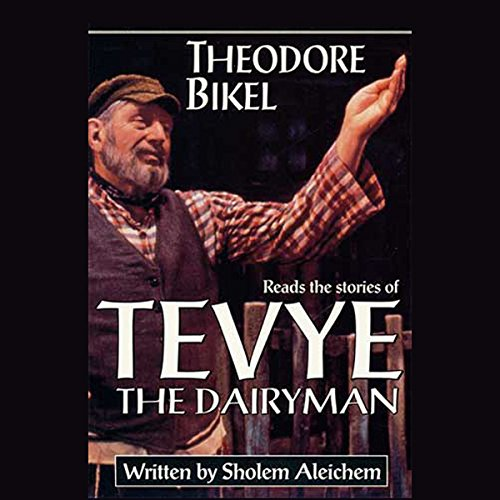The Stories of Tevye the Dairyman by Macmillan Audio