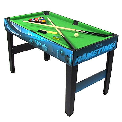 Sunnydaze 40 inch 10 in 1 multi game table sporting goods for 10 in one games table