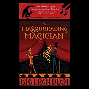 The Masquerading Magician Audiobook