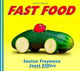 Fruits and vegetables leap off the plate and off the page in Saxton Freymann's fast-paced tribute to things that GO!When you see piles of veggies lying sedately around the corner store, you'd never guess all that produce really wants to go, go, GO...