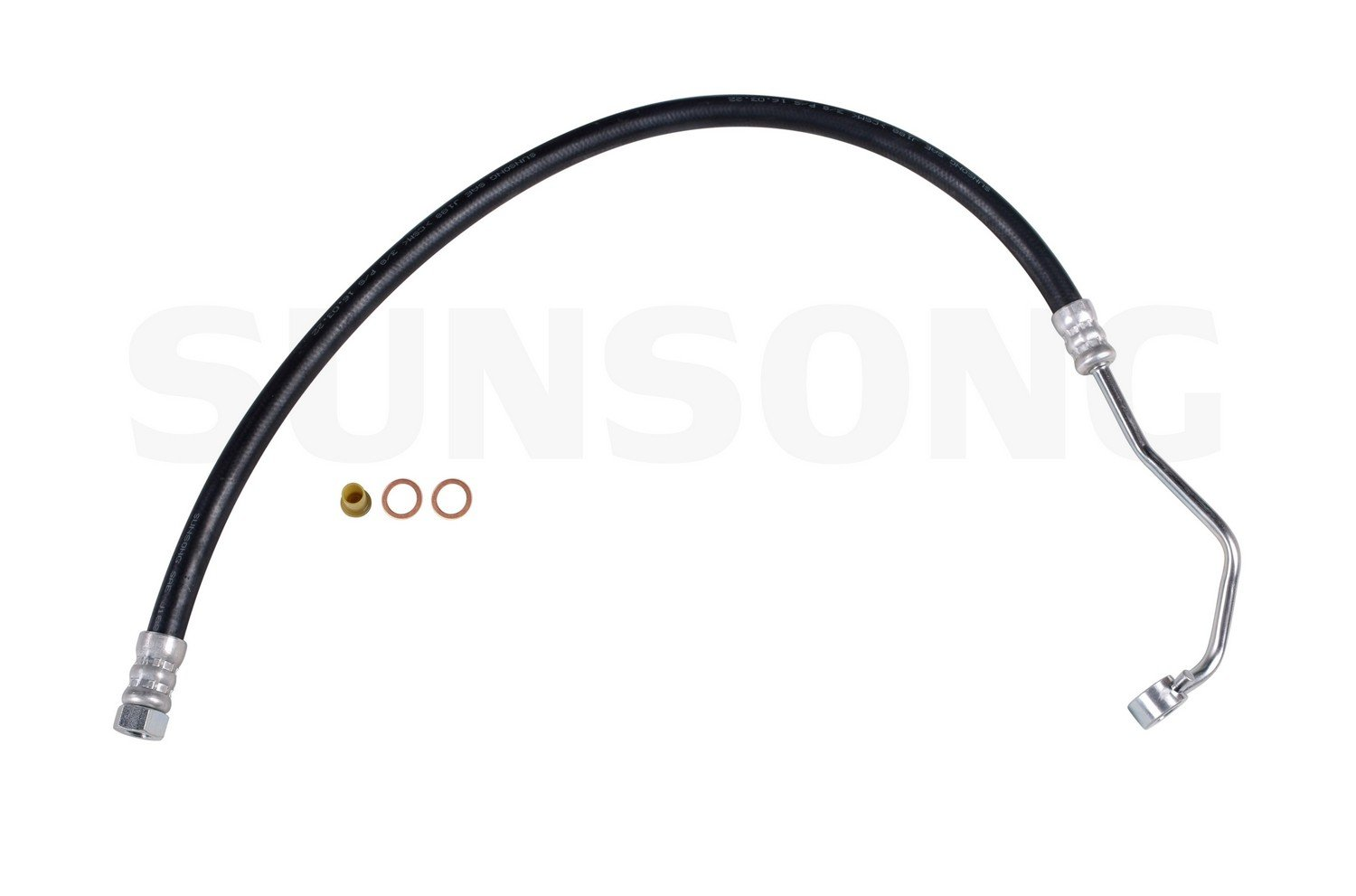 Hyundai Sunsong 3402559 Power Steering Pressure Hose Assembly