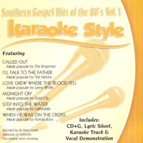 Daywind Karaoke Style: Southern Gospel Hits 80's Vol. 1 ()