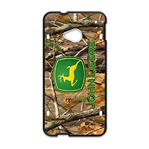 HTC One M7 Phone Case for Classic theme John Deere pattern design GQCTJND823087