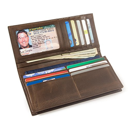 RFID Wallet Checkbook Electronic Pickpocketing product image