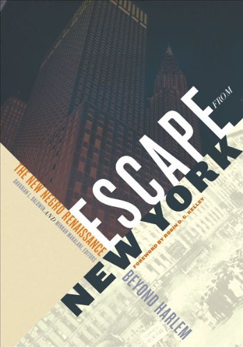 Search : Escape from New York: The New Negro Renaissance beyond Harlem