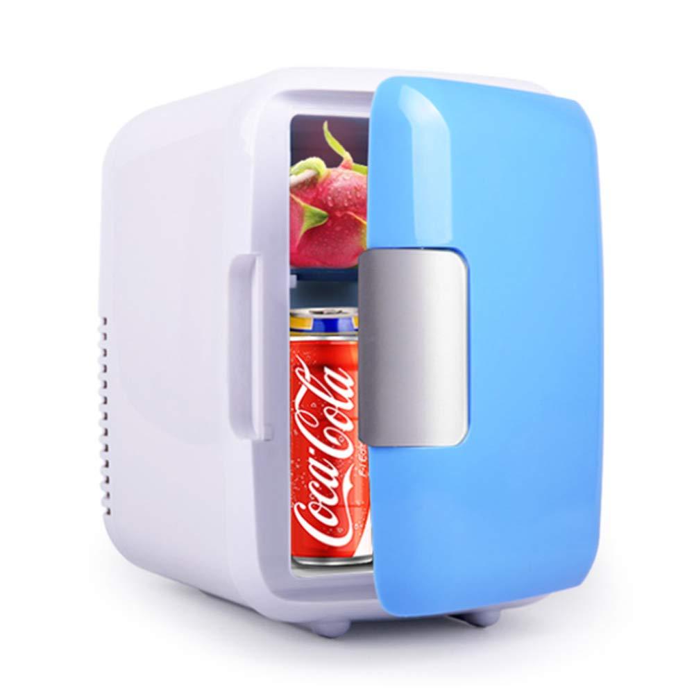QWERTU El Mini refrigerador portátil, 4L Caliente y frío 2 con ...
