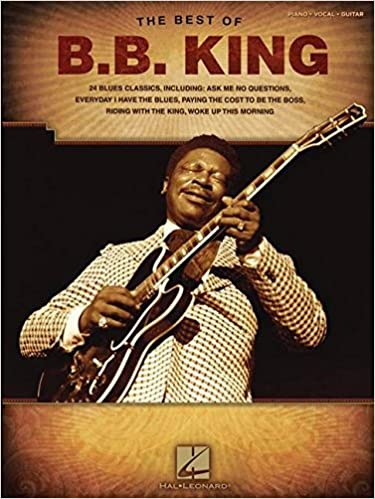 The Best of B.B. King: Piano-Vocal-Guitar (Pvg): Amazon.es: King ...