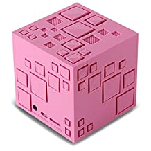 Rubik's Cube Speaker Wireless Bluetooth Cool Lantern Outdoor Travel Easy To Carry/hands-free Calls CubeS
