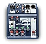 Soundcraft Notepad-5 Small-format Analog Mixing