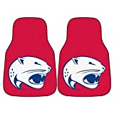 Fanmats NCAA University of South Alabama Jaguars Nylon Face Carpet Car Mat