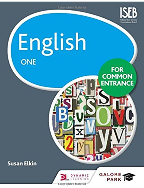 English for Common Entrance One: Amazon.es: Elkin, Susan ...