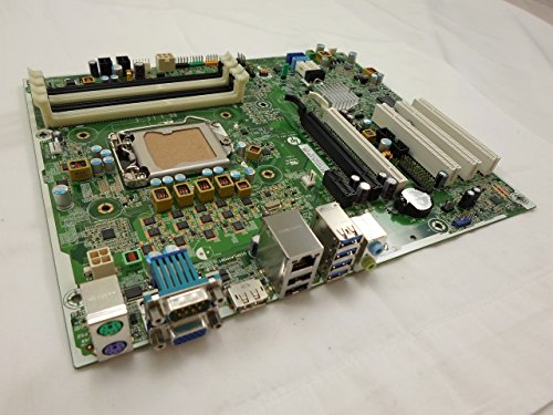 HP 657096-001 System board (motherboard) assembly (Maho Bay) - For Convertable Microtower PCs (Carver) -