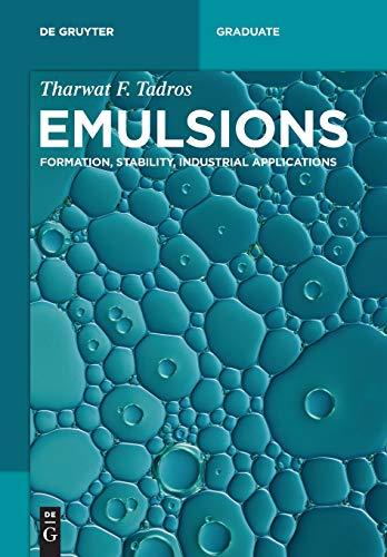 Emulsions (De Gruyter Graduate)