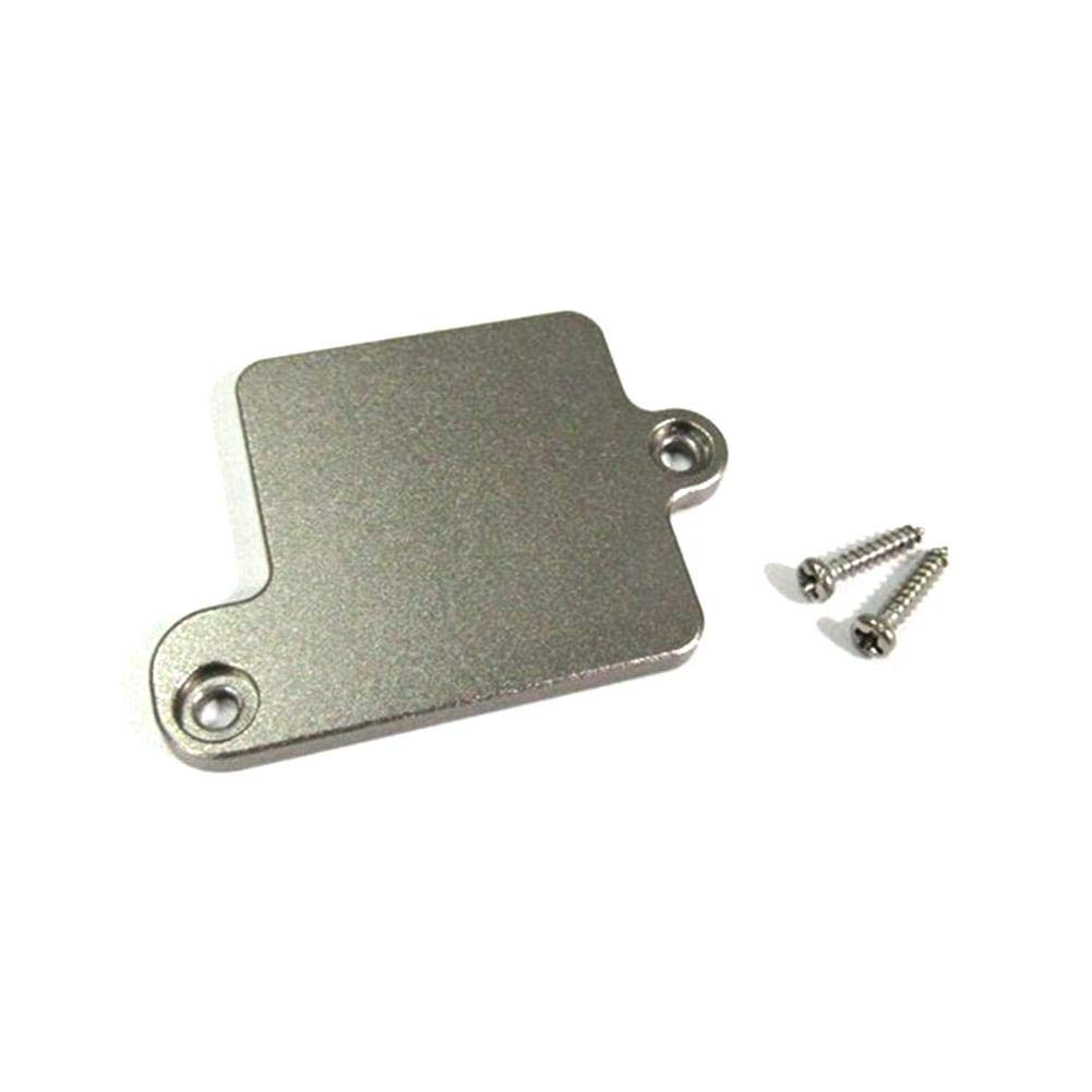 Dedeka Accessoire en métal pour boîtier de Direction pour Accessoires de Mise à Niveau de Camion télécommandé WPL