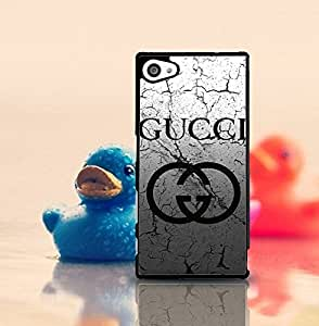 Jeaker - Xperia Z5 Compact Phone Funda Case Classic Style Hard Plastic Drop Protection Scratch-Proof Anti Dust Gucci Popular Style Ultra Thin Drop Protection Rugged Anti Slip Ultra Thin Cover For Sony Xperia Z5 Compact (Only For Sony Z5 Compact)